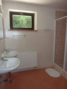 dámská koupelna